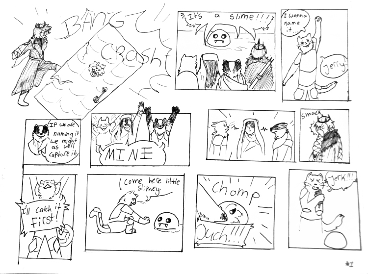 page-1-faith-bang-crash-dungeon-dash